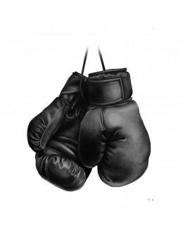 Boxing - Tatuaj Temporar -...