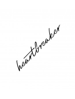 HEARTBREAKER - Tatuaj...