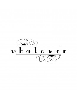 WHATEVER - Tatuaj Temporar...