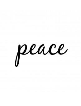 PEACE - Tatuaj Temporar -...