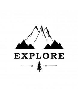 EXPLORE - Tatuaj Temporar -...