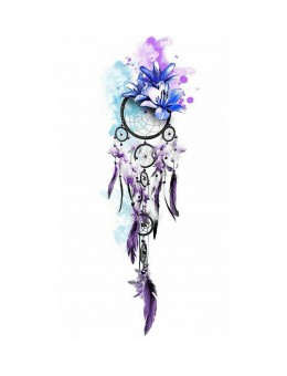A Color DreamCatcher -...
