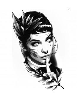 Shht - Tatuaj Temporar -...
