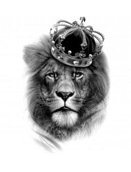 Leo its A KING - Tatuaj...
